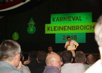 Herrensitzung 2016