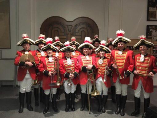 Regiments Musikkorps der Prinzengarde der Stadt Düsseldorf
