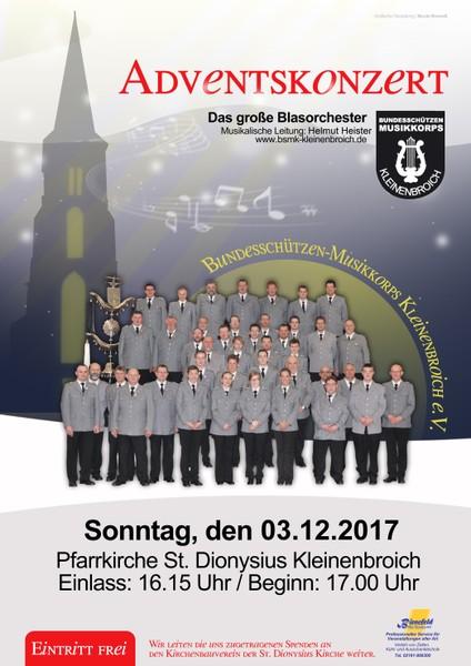 Musikalische Adventsstimmung in St. Dionysius – Das Adventskonzert
