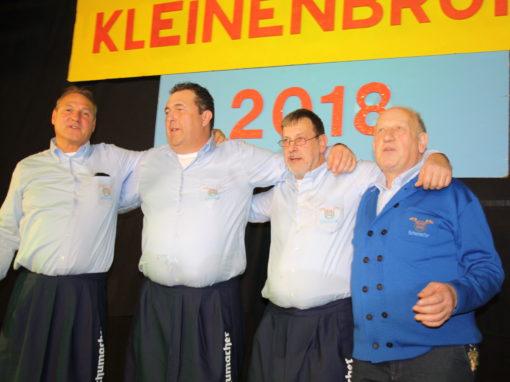 Herrensitzung 2018